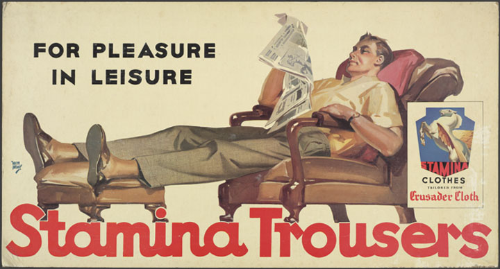 For Pleasure in Leisure