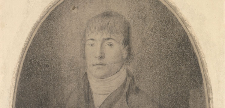 Portrait thought to be of George Barrington