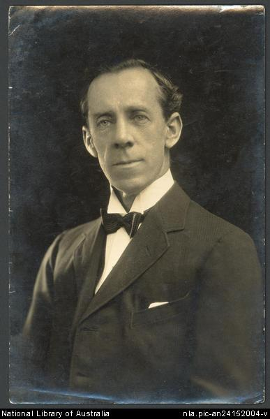 Portrait of George A. Taylor