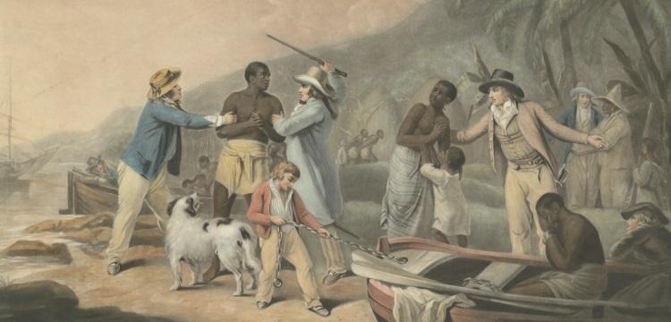 Slave Trade 1791