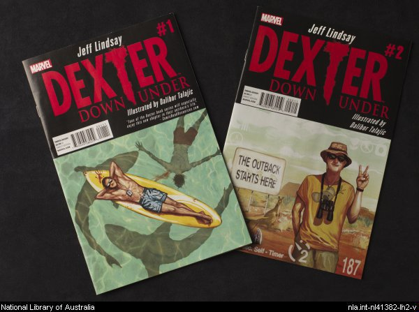 Dexter down under issues 1 and 2