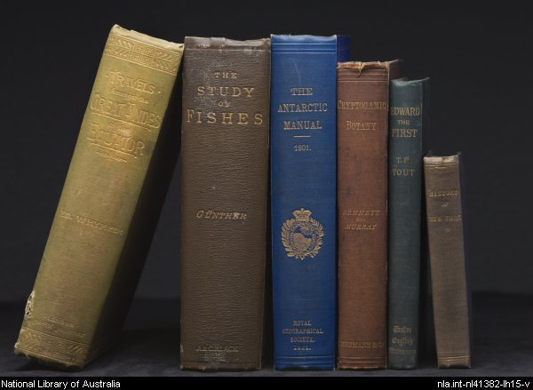 Other books from the Discovery