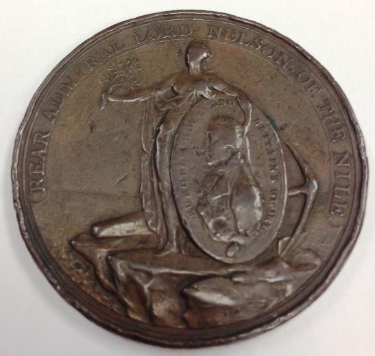 Nile medal