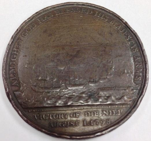 Nile medal 2