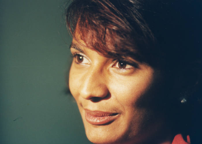 Photograph of Nova Peris