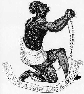 Medallion of the British Anti Slavery Society