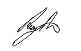 Ryan Stokes signature