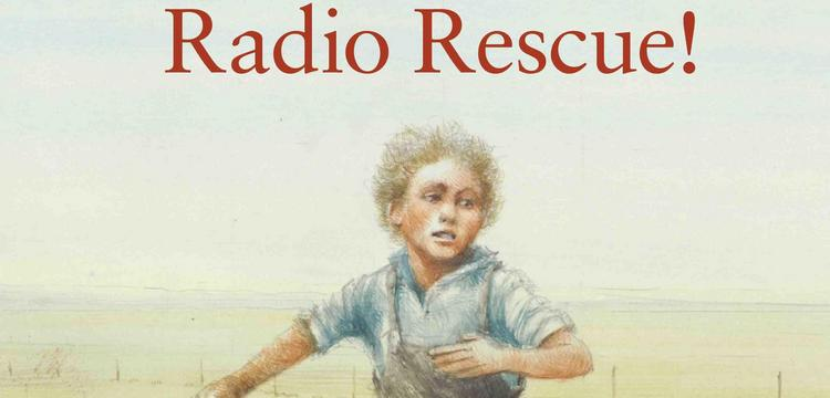 Cover detail from Radio Rescue!