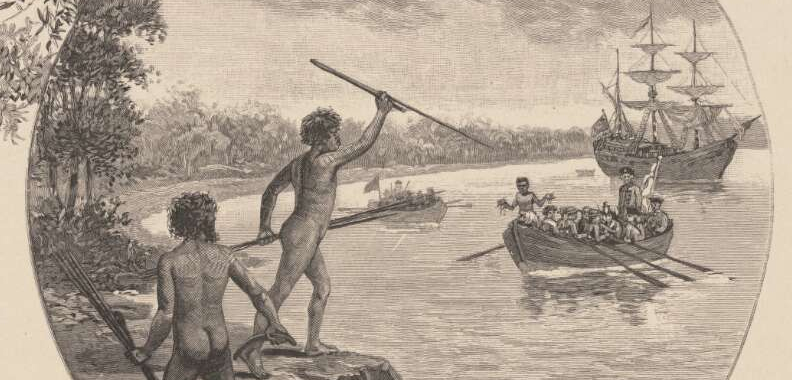 Indigenous Responses to Cook and his Voyage
