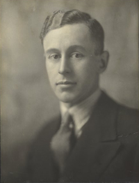 Photograph of Rex Nan Kivell