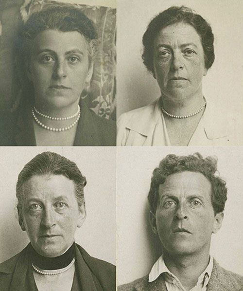 Wittgenstein and his sisters