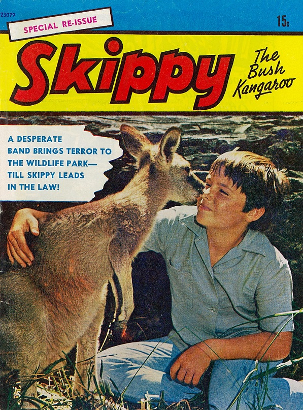 Cover of Skippy