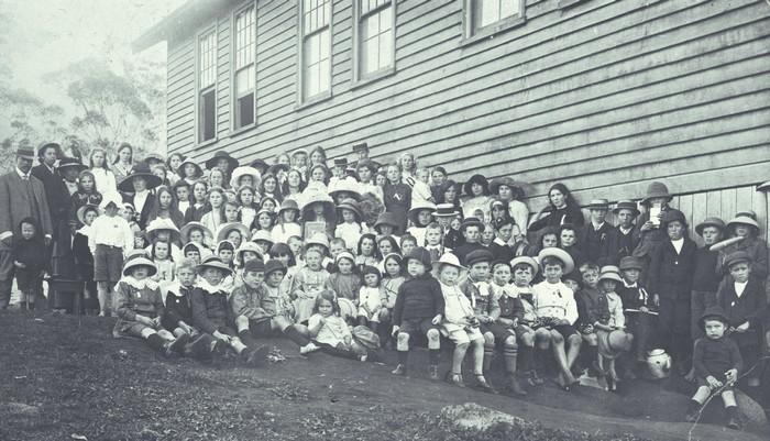 Tilba School Children