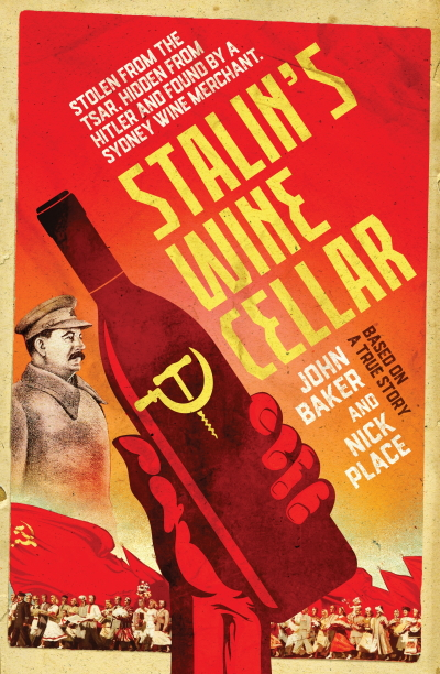 Stalin's Wine Cellar book cover