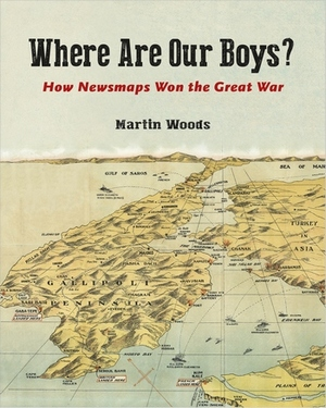 Where Are Our Boys? Cover 3