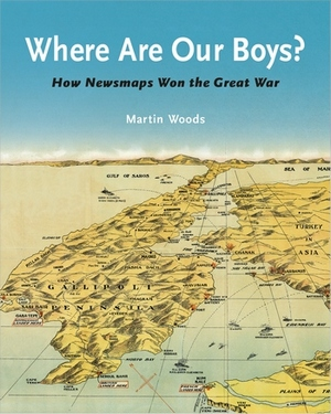 Where Are Our Boys? Cover 4