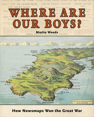 Where Are Our Boys? Cover 5