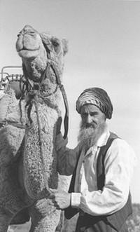 Jeff Carter, Travelling Camel Man