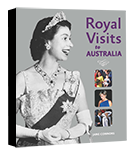 Royal Visits to Australia book cover