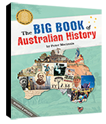 The Big Book of Australian History book cover