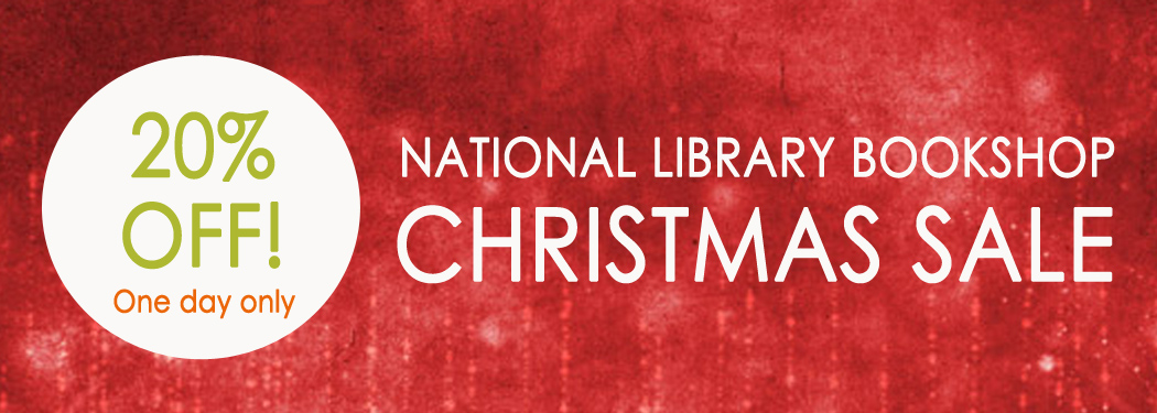 National Library Bookshop Christmas sale