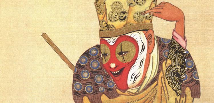 Chinese opera character