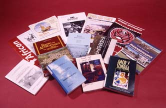 Collecting Multicultural Australia - types of publications