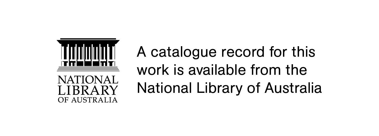 NLA logo with cataloguing statement