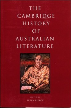 The Cambridge History of Australian Literature