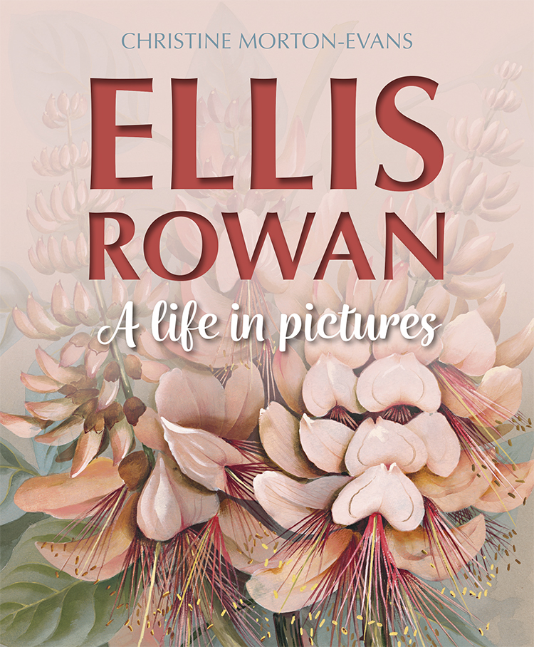 cover of Ellis Rowan: A Life in Pictures