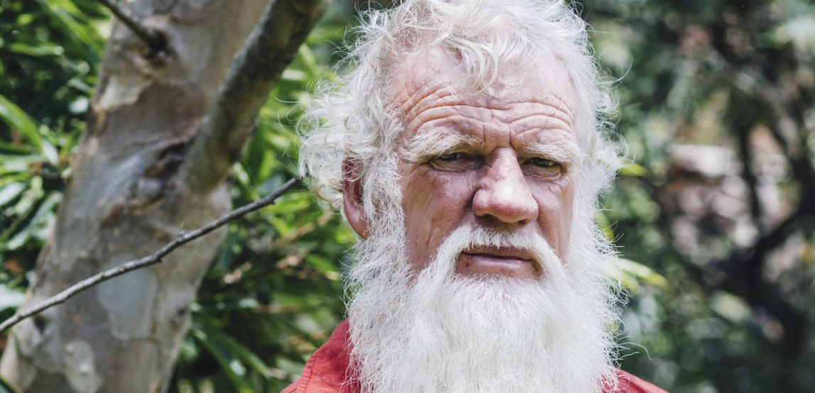 Bruce Pascoe, image courtesy Linsey Rendell