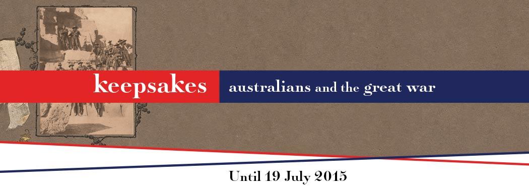 Keepsakes banner
