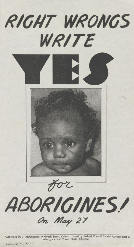 Vote Yes poster