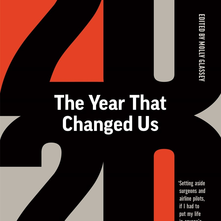 2020: The Year That Changed Us book cover