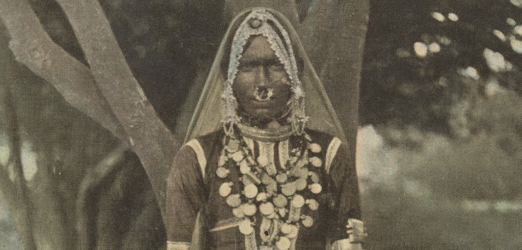 'Indian Woman in Fiji', Collection of Ralph Sanderson