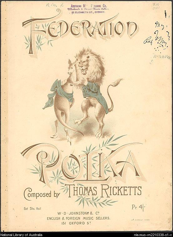 Federation polka