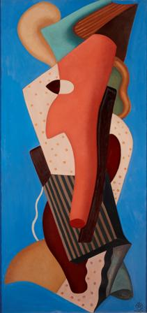 J.W. Power, Tete (Head) 1931. Edith Power Bequest 1961, The University of Sydney, managed by Museum of Contemporary Art