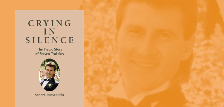 Book Launch: Crying in Silence