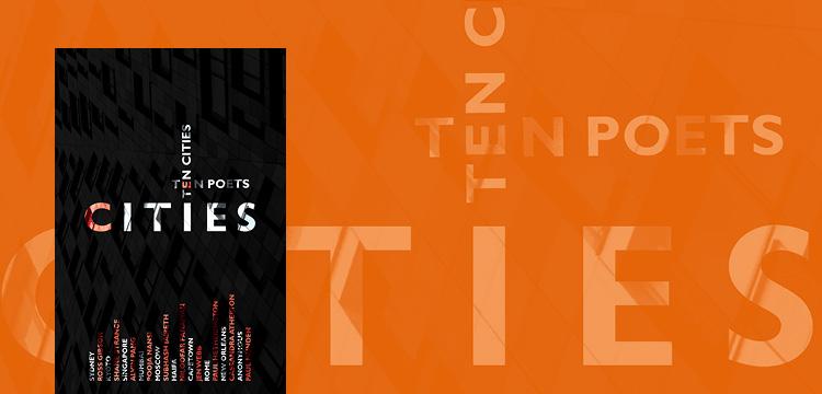 Cities:  Ten Cities, Ten Poets
