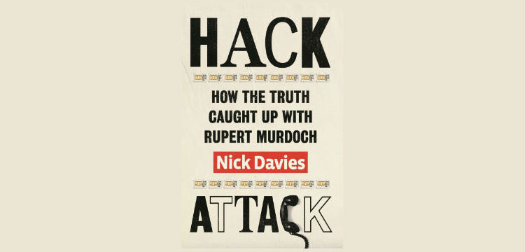 book cover for Hack Attack