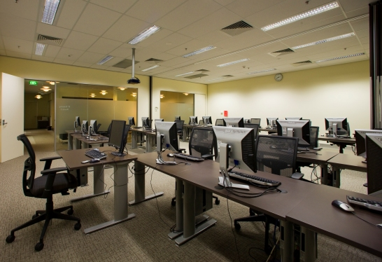 IT Training Room 1/2