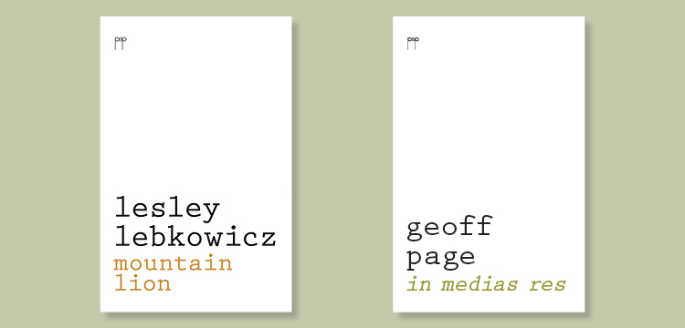 Dual Book Launch: Mountain Lion and In Media Res