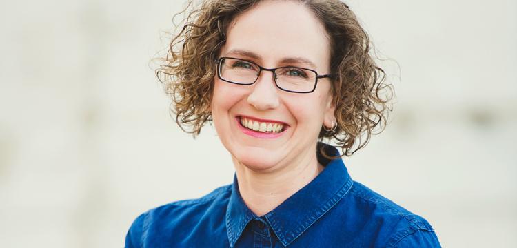 Photograph of Kate Bagnall