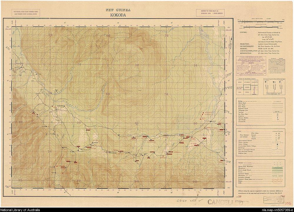 Kokoda [cartographic material]