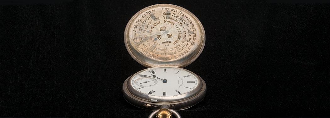 Henry Lawson's watch