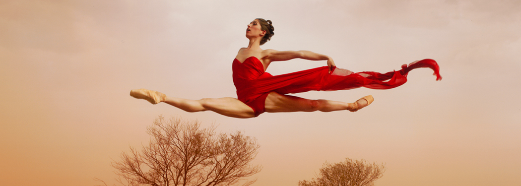 Photograph of a dancer: Leanne Benjamin by Jason Bell