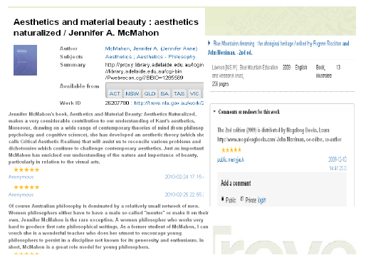 Trove search results for Aesthetics and material beauty