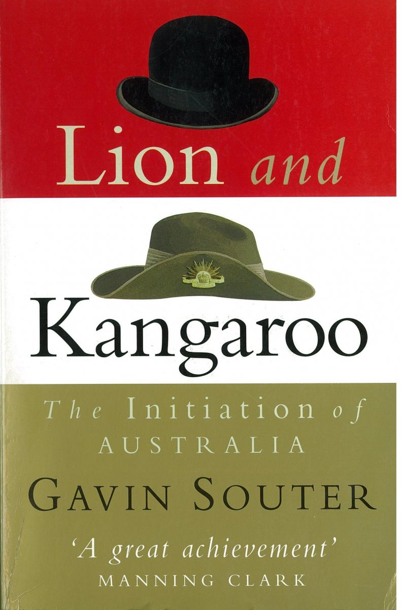 Lion and kangaroo : the initiation of Australia