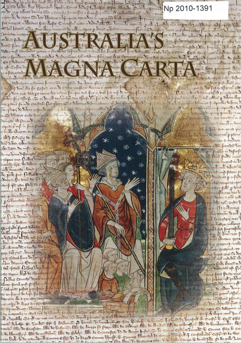 Australia's Magna Carta