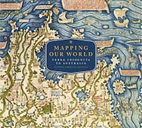 Mapping our world book cover